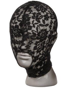 Krajková maska na hlavu Scandal – Masky, kukly a šátky