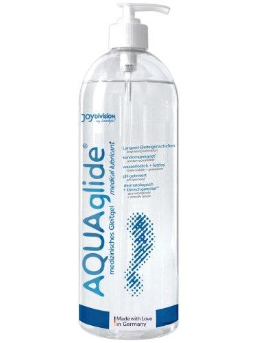 Univerzální vodní lubrikační gel AQUAglide, 1 l