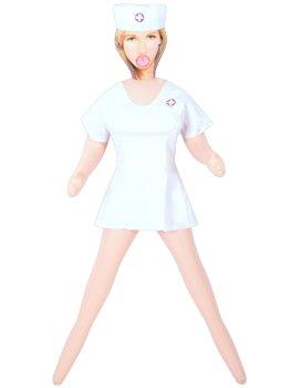 Nafukovací panna My Perfect Nurse (zdravotní sestra) – Nafukovací panny
