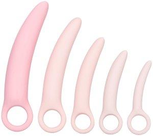 Sada dilatátorů na roztažení vaginy Inspire, 5 ks – Netradiční a stylová dilda