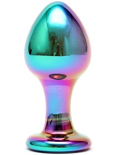 Luxusní skleněný anální kolík Melany