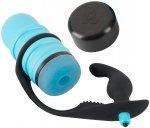 Maturbátor s vibračním stimulátorem prostaty The Surge