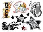 Tetování Get Naugty Party