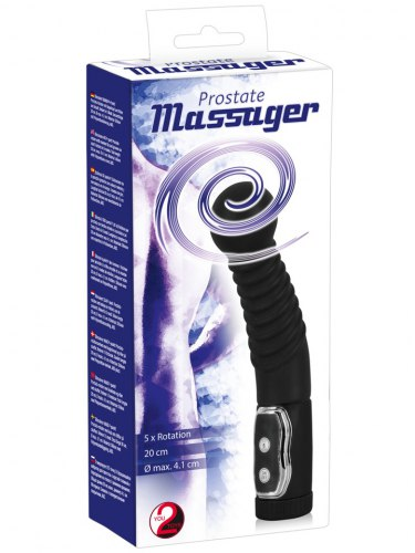 Rotační stimulátor prostaty Prostate Massager