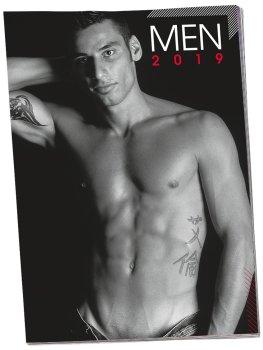 Nástěnný kalendář MEN 2019 – Sexy erotické kalendáře