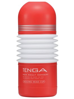 Masturbátor TENGA Rolling Head CUP – Masturbátory a honítka TENGA