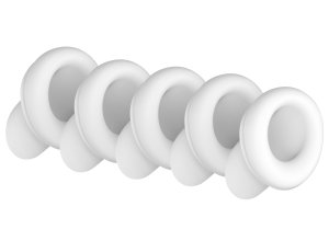 Manžety pro stimulátor klitorisu Satisfyer 2 – Next Generation – Bezdotyková stimulace pro ženy