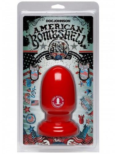 Dildo American Bombshell SHELL SHOCK (Small)