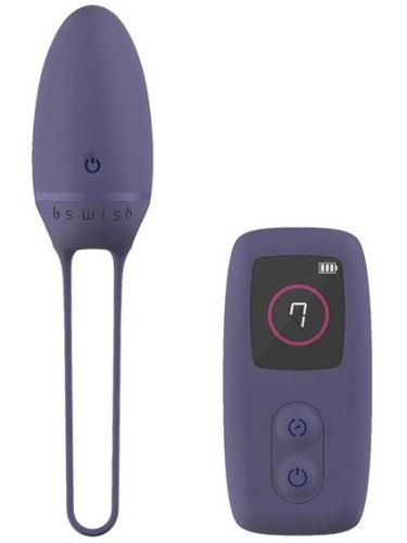 Bezdrátové vibrační vajíčko bNaughty Unleashed Premium