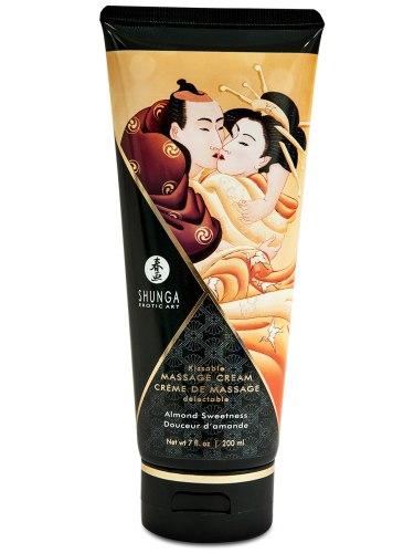 Slíbatelný masážní krém Almond Sweetness