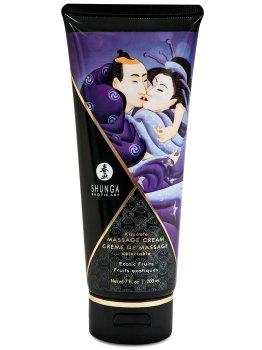 Slíbatelný masážní krém Exotic Fruits – Erotické masážní oleje a emulze