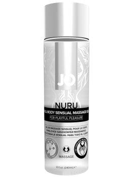 Masážní gel System JO Nuru Full Body Sensual – Erotické masážní oleje a emulze