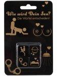 Erotické hrací kostky, 4 ks