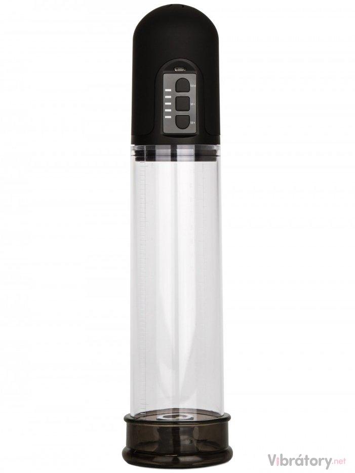 Nabíjecí automatická vakuová pumpa pro muže Optimum Series