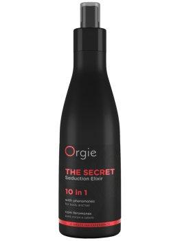 Elixír s afrodiziaky a feromony pro péči o pokožku a vlasy The Secret – Přípravky pro intimní hygienu