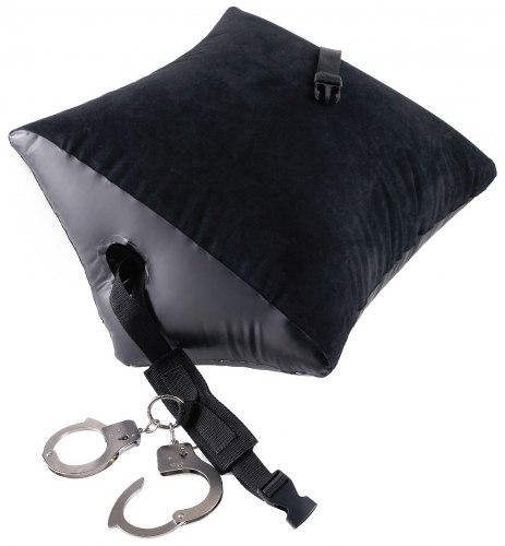 Nafukovací polštář s popruhem a pouty Deluxe Position Master