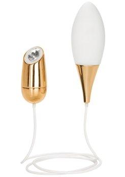 Luxusní nabíjecí vibrační vajíčko Jopen Callie – Vibrační vajíčka