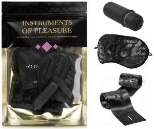 Sada erotických pomůcek Instruments of Pleasure Purple – Erotické sady
