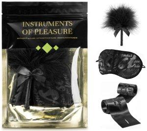 Sada erotických pomůcek Instruments of Pleasure Green – Erotické sady