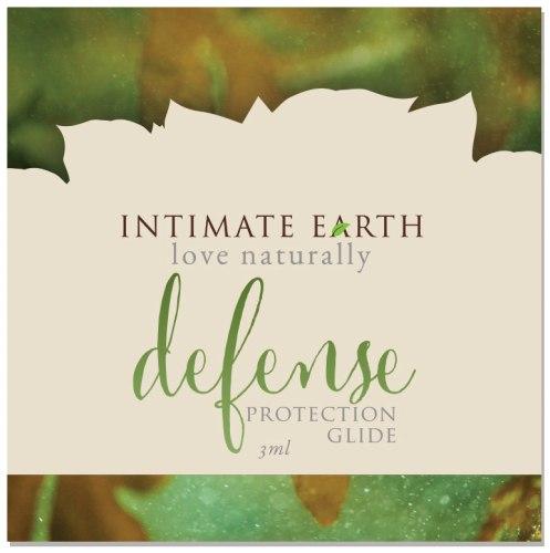 Ochranný lubrikační gel Intimate Earth Defense - VZOREK