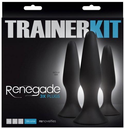 Sada análních kolíků Renegade TRAINER KIT