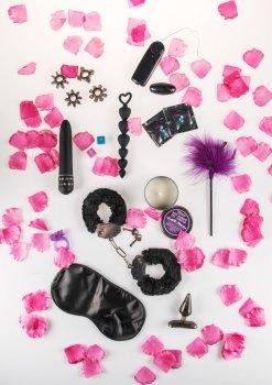 Sada erotických pomůcek Sexy Weekend Box – Erotické sady
