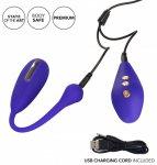 Bezdrátové vibrační vajíčko s elektrostimulací Impulse