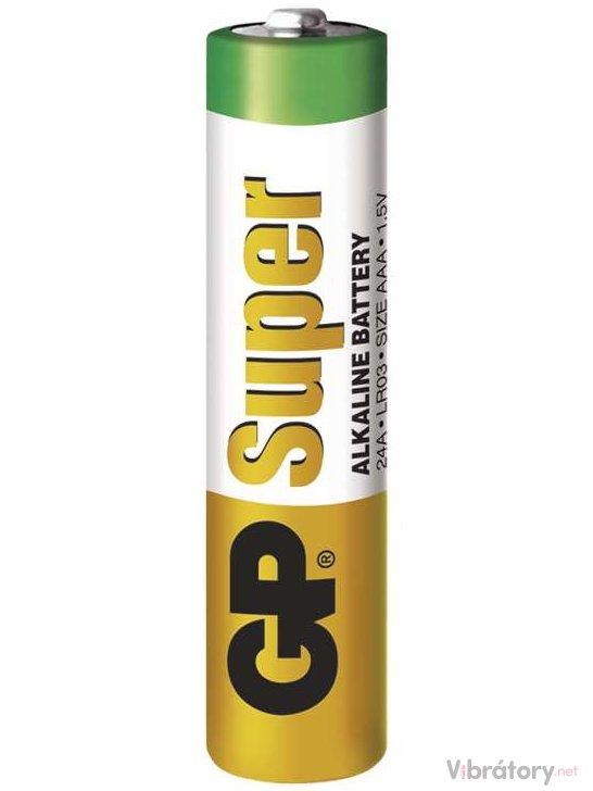 Baterie GP Super AAA 2ks