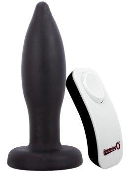 Vibrační anální kolík na dálkové ovládání The Screaming O – Vibrační anální kolíky