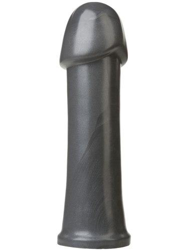 Dildo American Bombshell B-10 TORPEDO Gun Metal
