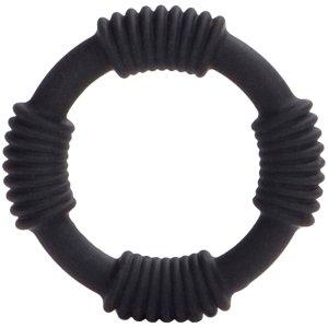 Silikonový erekční kroužek Hercules – Nevibrační erekční kroužky