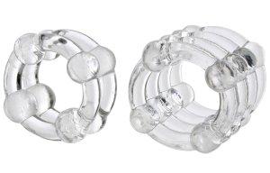 Sada erekčních kroužků COLT Enhancer Rings – Nevibrační erekční kroužky