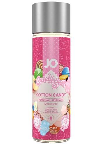 Lubrikační gel System JO H2O Cukrová vata - limitovaná edice