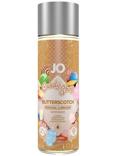 Lubrikační gel System JO H2O Karamel - limitovaná edice