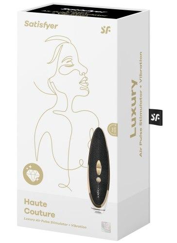 Luxusní nabíjecí stimulátor klitorisu Satisfyer LUXURY HAUTE COUTURE