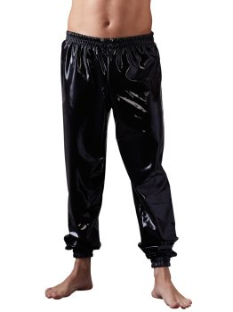 Volné latexové kalhoty – Latexové kalhoty pro muže