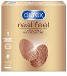 Kondomy bez latexu Durex Real Feel