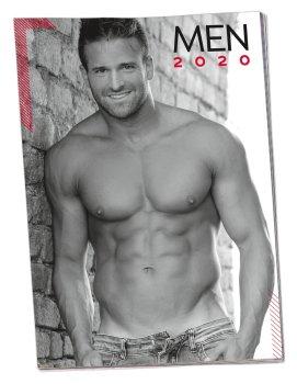 Nástěnný kalendář MEN 2020 – Sexy erotické kalendáře