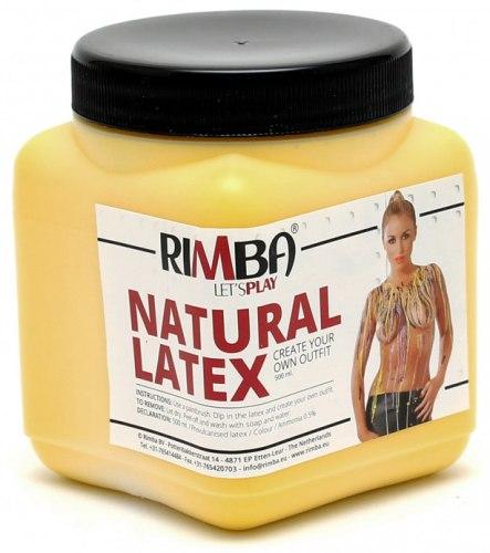 Tekutý latex - žlutý