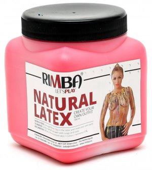 Tekutý latex - červený – Erotické pomůcky z latexu