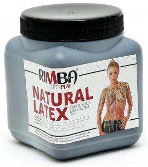 Tekutý latex - černý – Erotické pomůcky z latexu