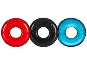 Sada erekčních kroužků Ringer – Nevibrační erekční kroužky