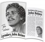 Realistické dildo John Holmes