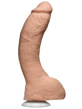 Realistické dildo Jeff Stryker – Realistická dilda