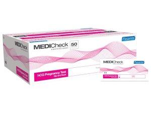Těhotenský test Pasante MEDICheck – Těhotenské a ovulační testy