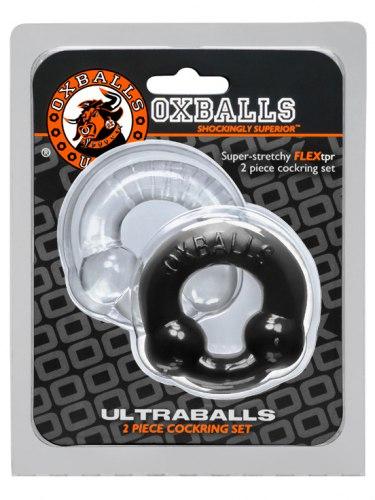 Sada erekčních kroužků Ultraballs
