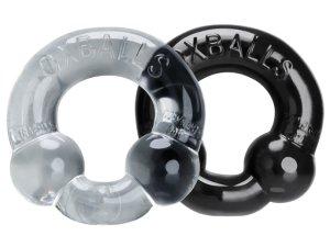 Sada erekčních kroužků Ultraballs – Nevibrační erekční kroužky