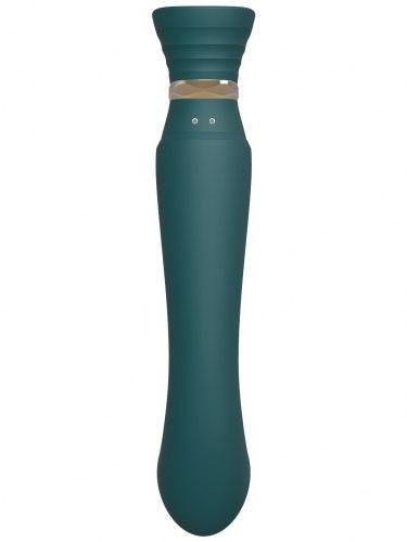 Pulzační vibrátor na bod G/stimulátor klitorisu ZALO Queen