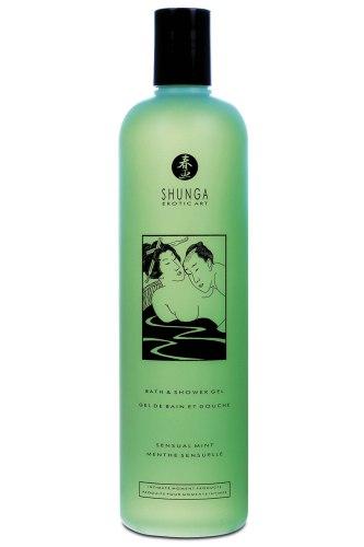 Sprchový gel Shunga Sensual Mint