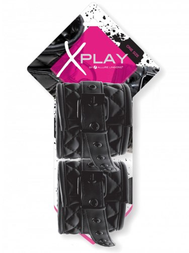 Luxusní pouta na nohy X-Play Allure